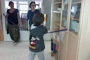 Inauguració oficial de la biblioteca de la cuina (2)