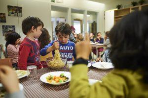 Menjador de la comunitat de petits (2)