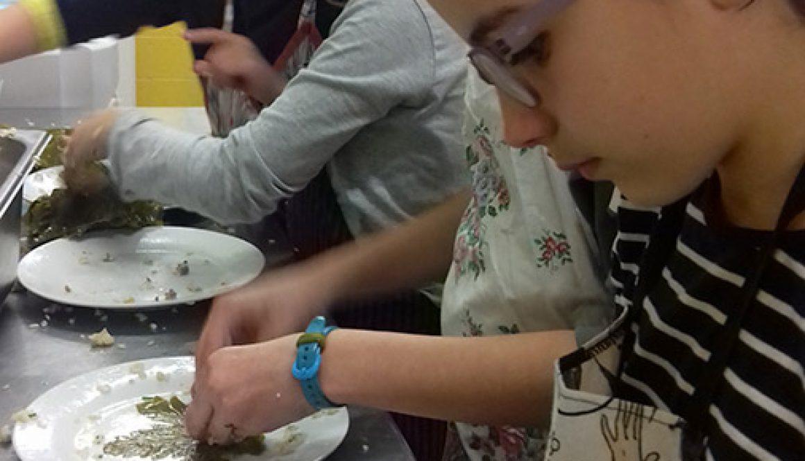Taller de cuines del món DOLMADES (2)
